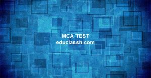 MCA SET 4